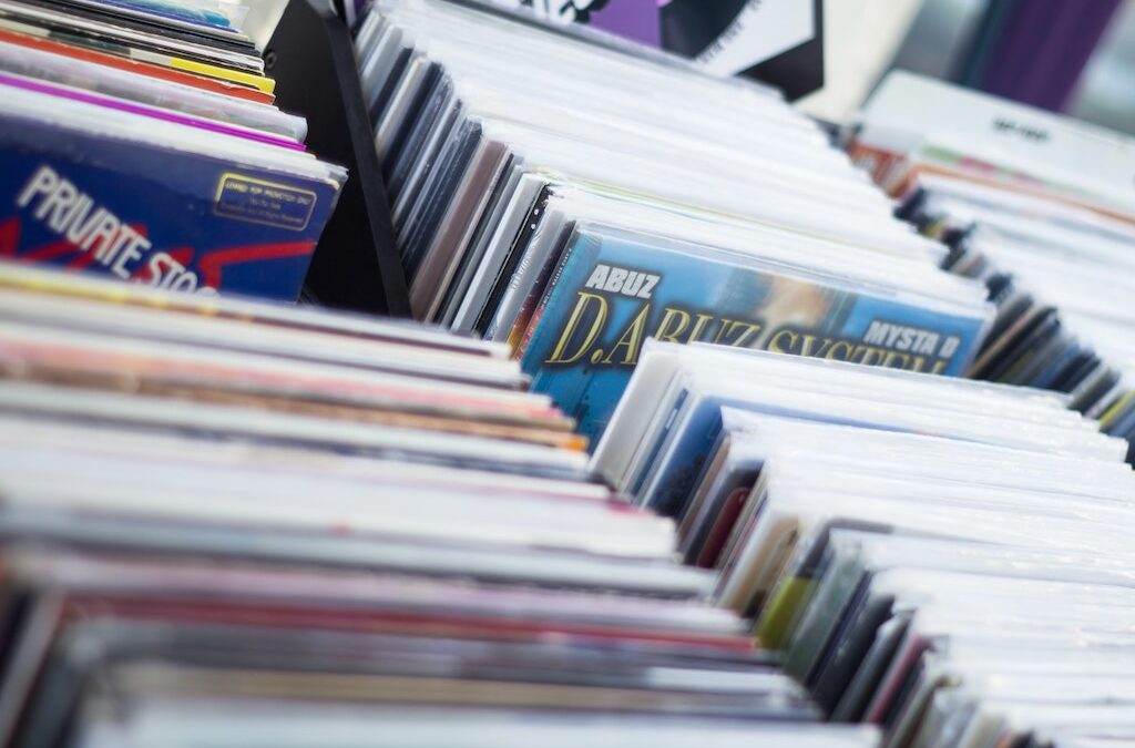 Michael Coppola – Why Record Collecting is So Much Fun