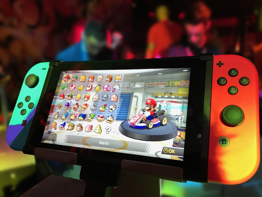 GAMING CONSOLES FOR TEENS