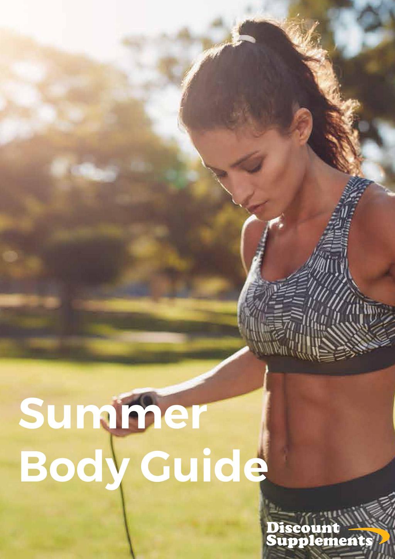Summer Body Guide