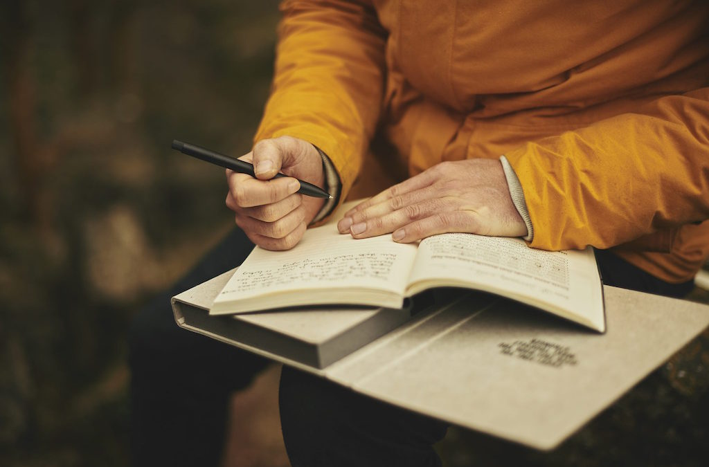 5 Reasons to Maintain a Travel Diary