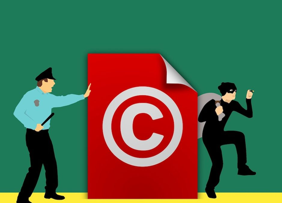 Michael E Melton discusses the theft of intellectual property