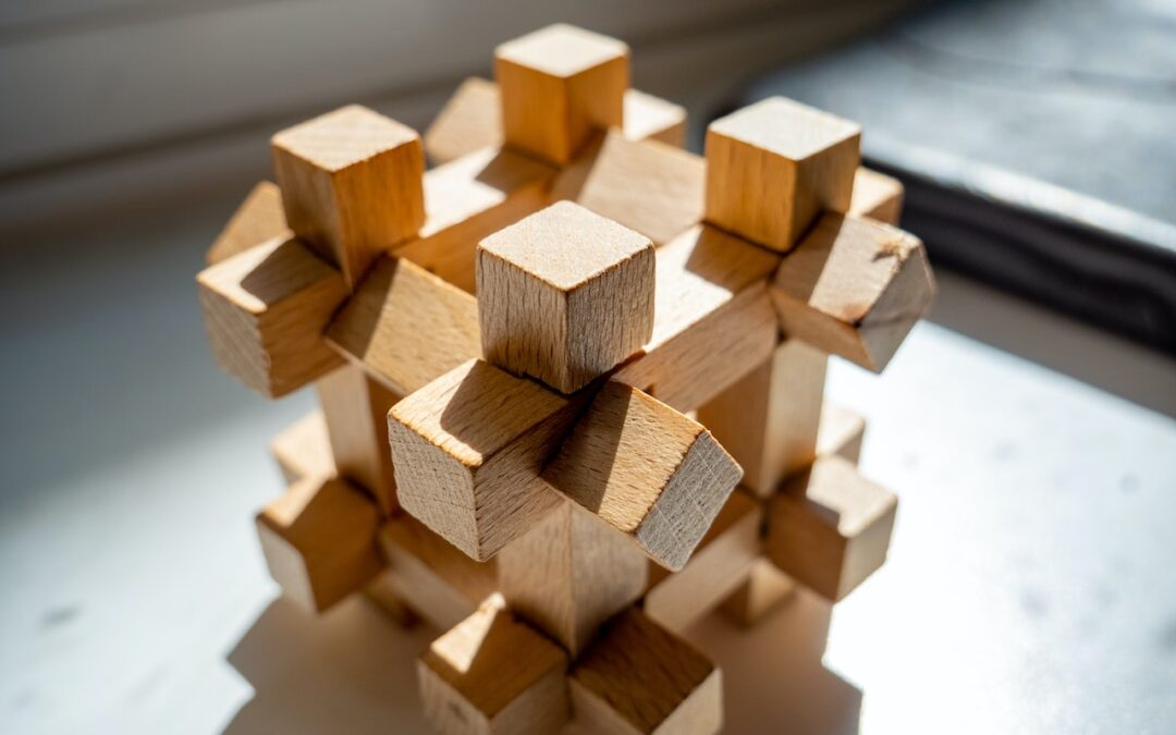 UGears Wooden Models: Not Usual 3D Puzzles